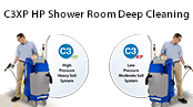 C3 Shower Room Cleaning