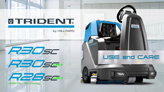 Trident R30/28SC Use and Care
